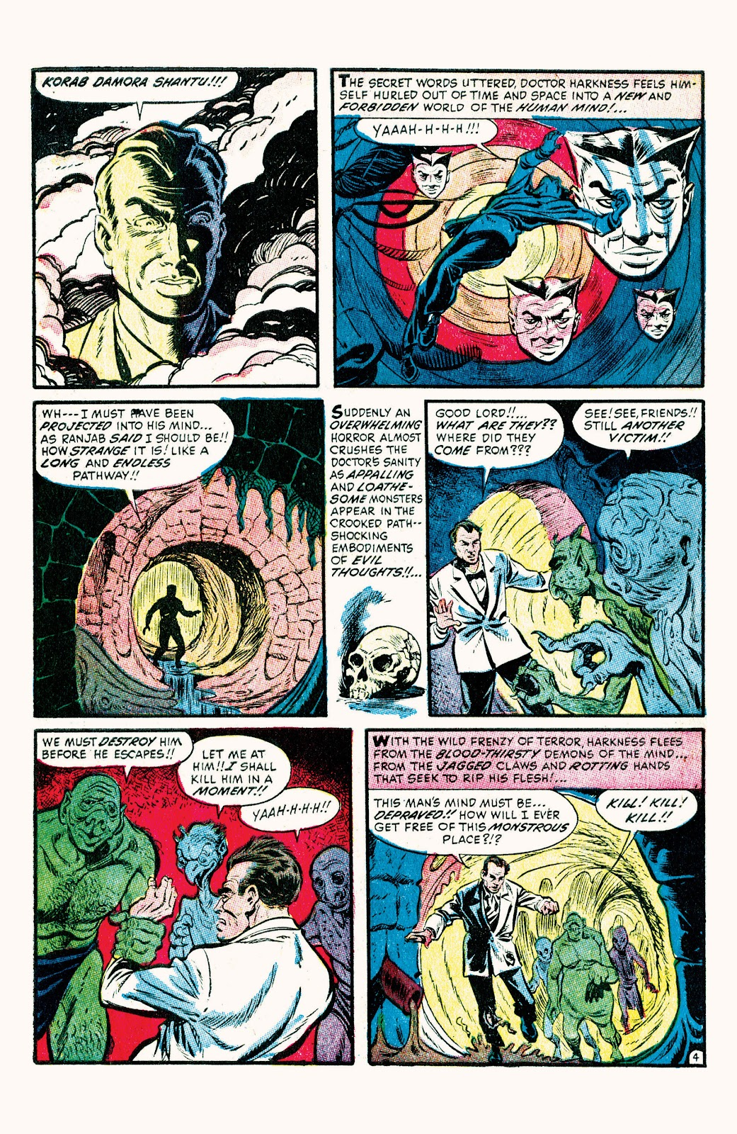 Haunted Horror Issue #12 #12 - English 32