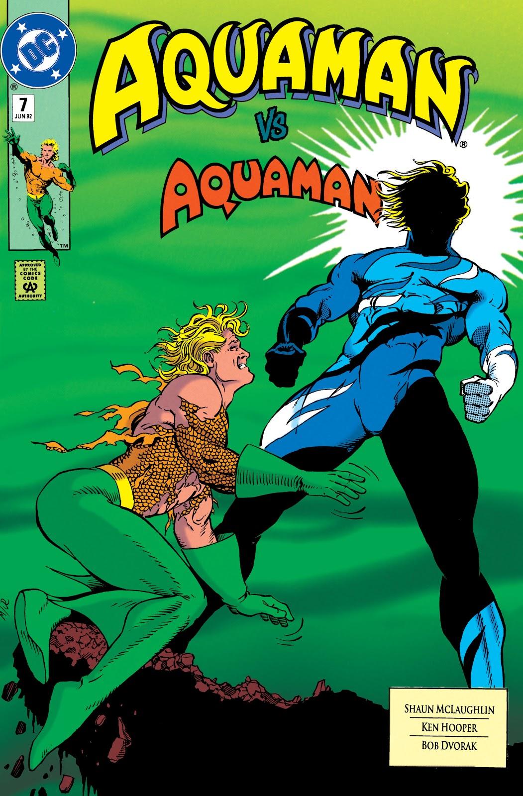 Aquaman (1991) Issue #7 #7 - English 1