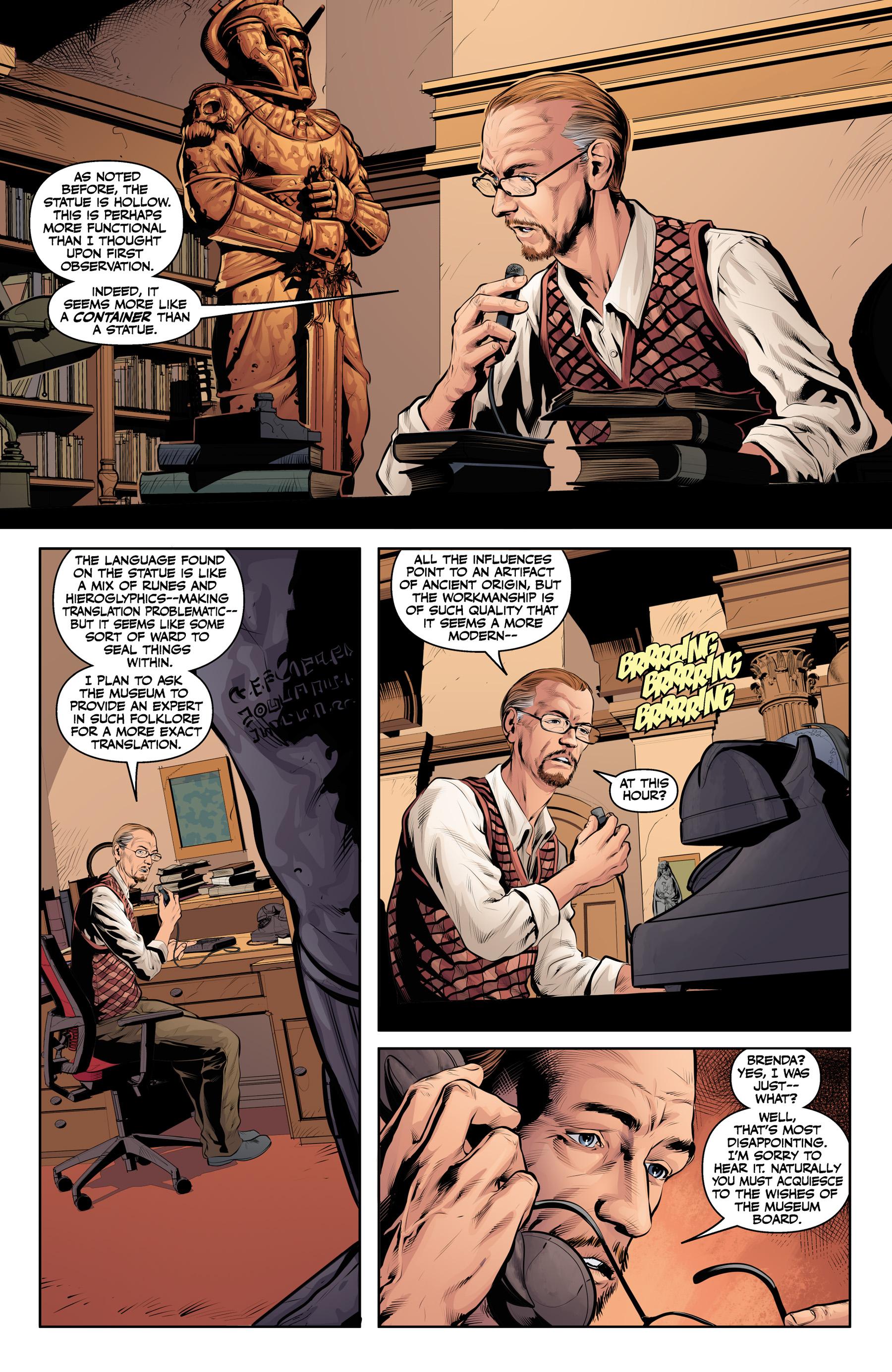 Read online Angel & Faith Season 10 comic -  Issue #21 - 15
