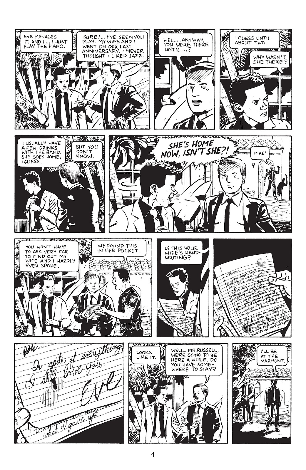 Stray Bullets Issue #22 #22 - English 39