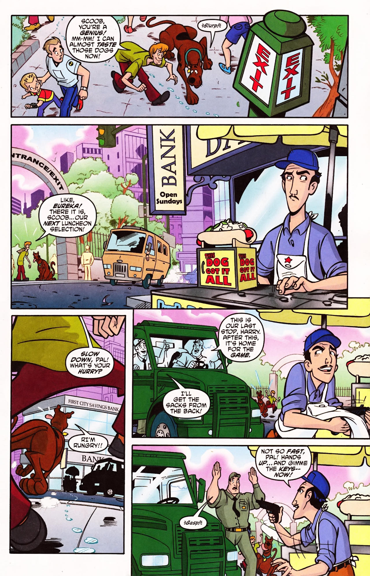 Read online Scooby-Doo (1997) comic -  Issue #143 - 20