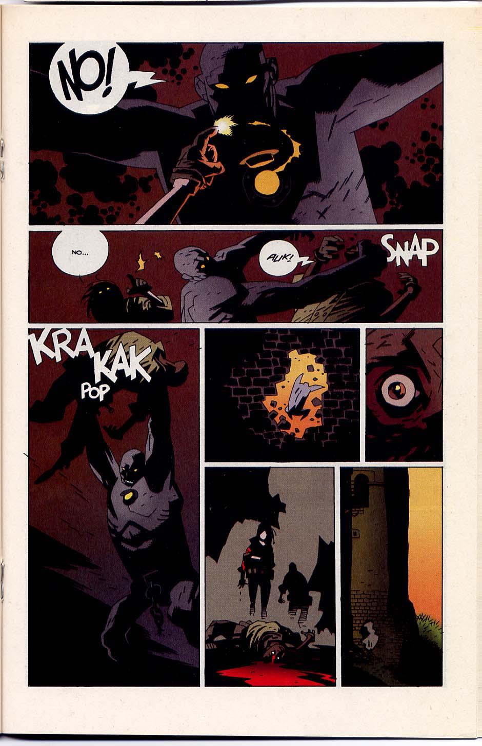 Hellboy: Wake the Devil Issue #3 #3 - English 19