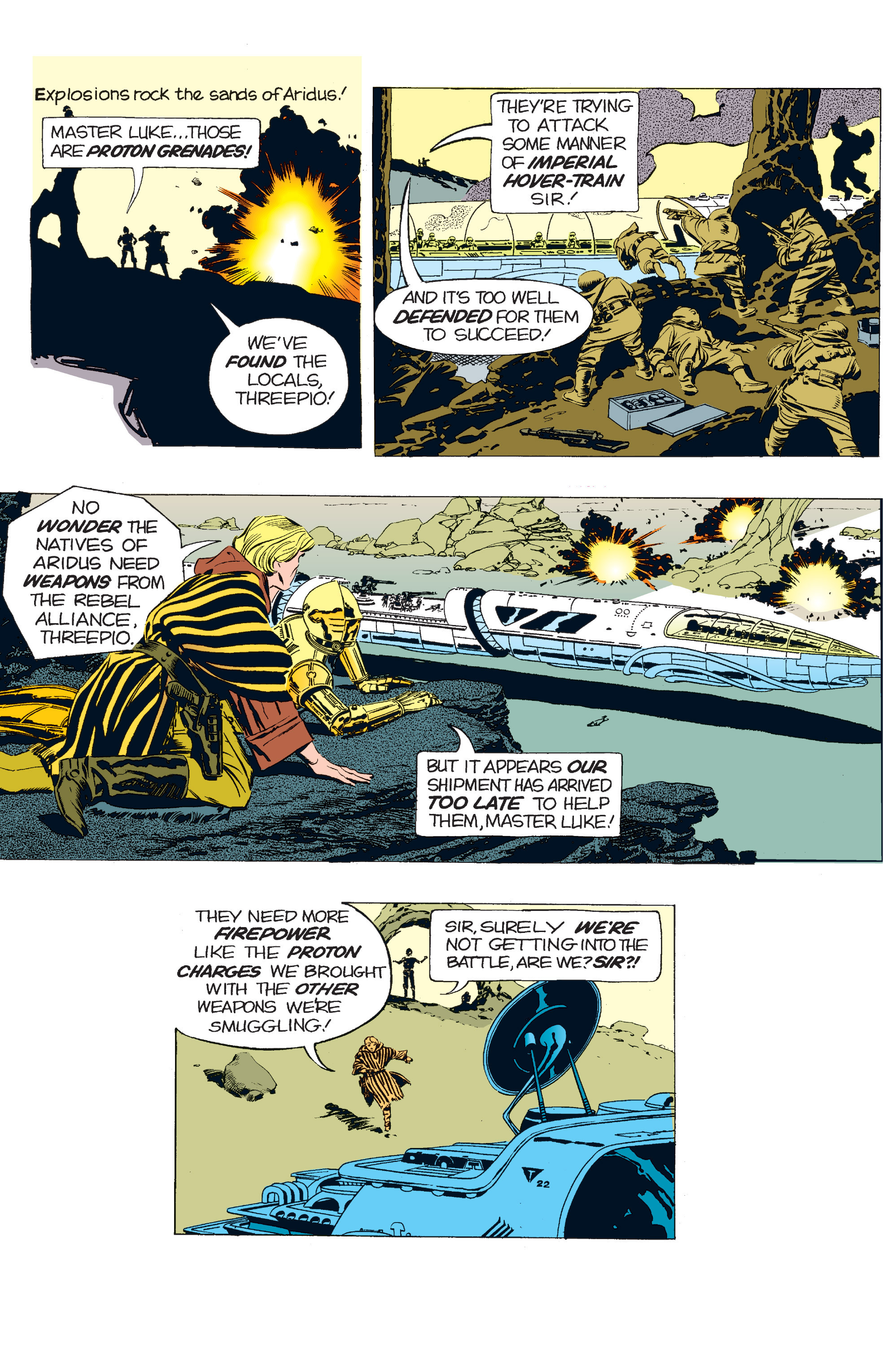 Classic Star Wars #10 #10 - English 12