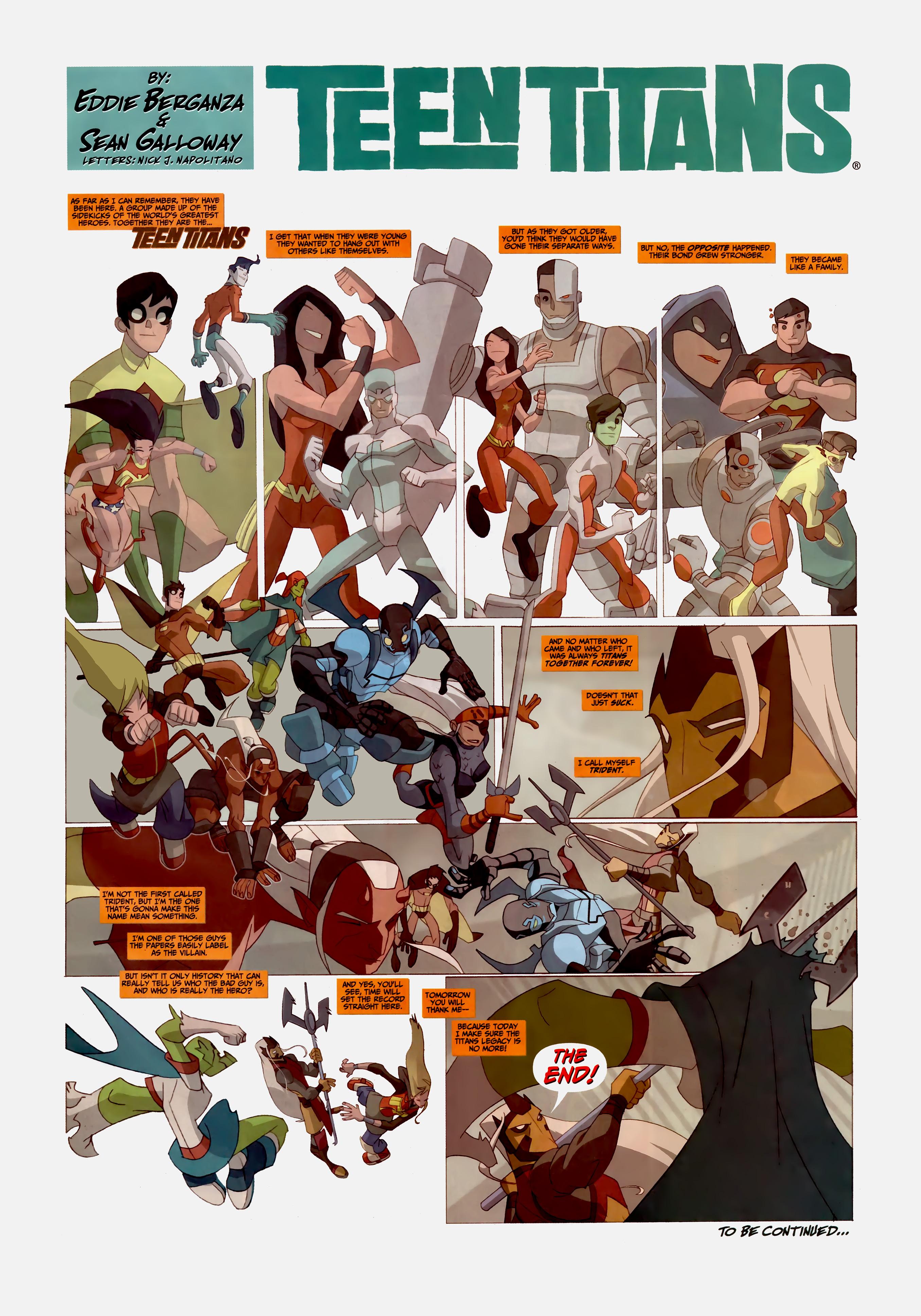 Read online Wednesday Comics comic -  Issue #1 - 9