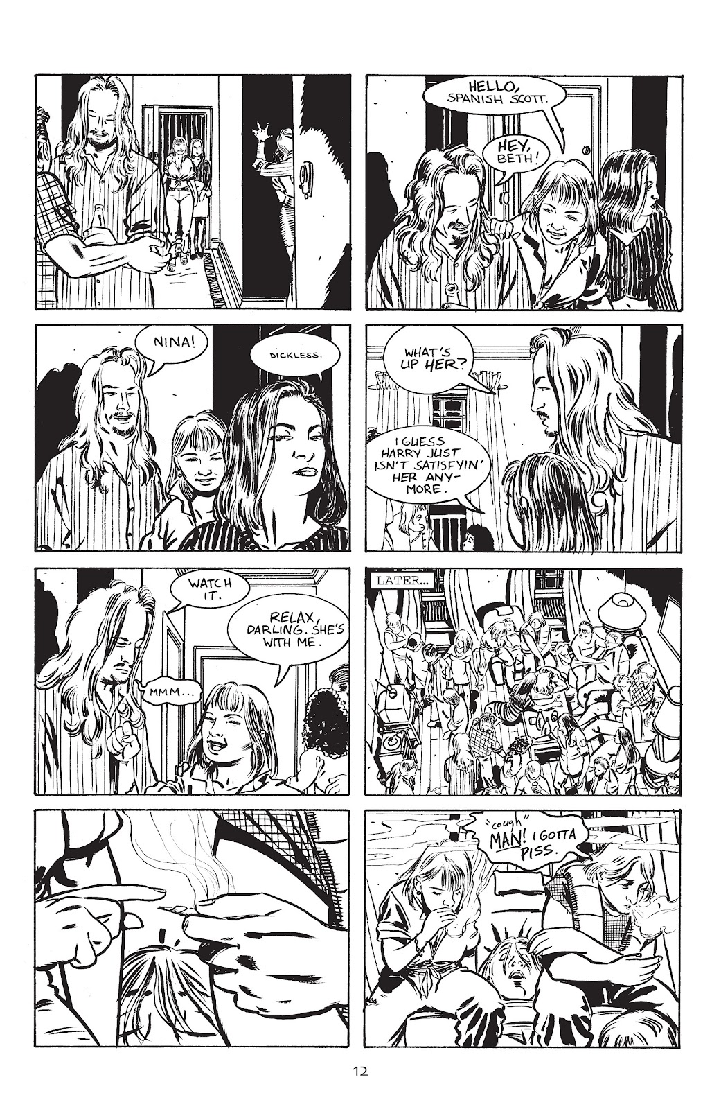 Stray Bullets Issue #3 #3 - English 14