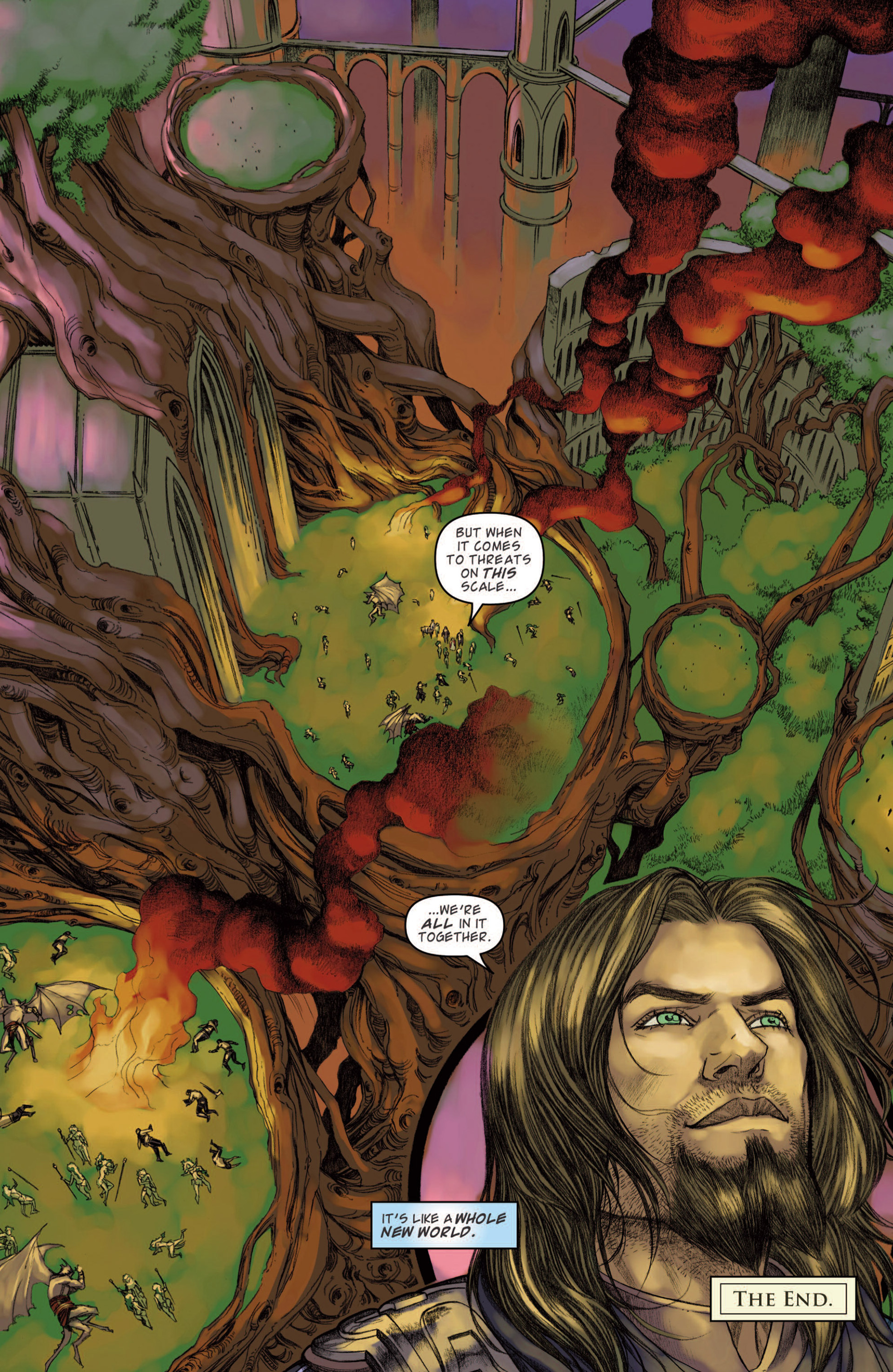 Read online Magic: The Gathering--Path of Vengeance comic -  Issue #4 - 23