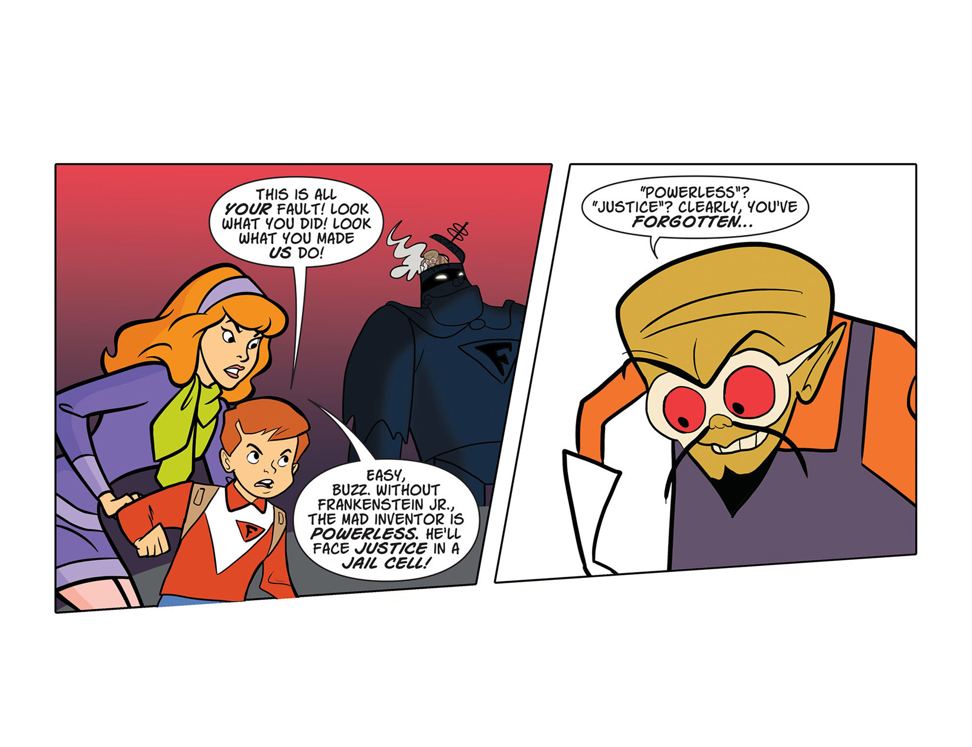Read online Scooby-Doo! Team-Up comic -  Issue #44 - 13