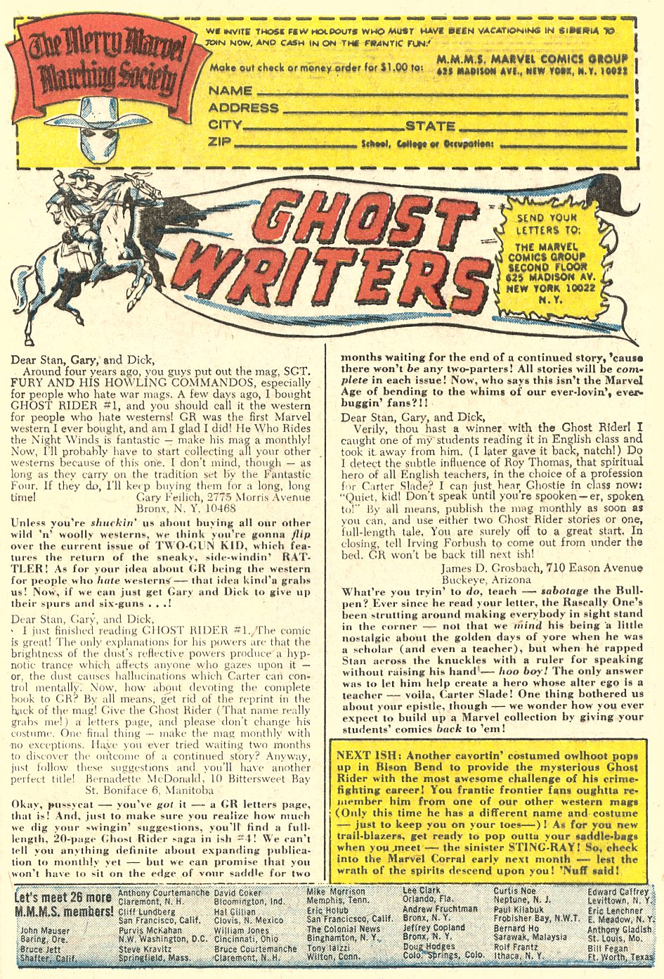 The Ghost Rider Issue #3 #3 - English 33