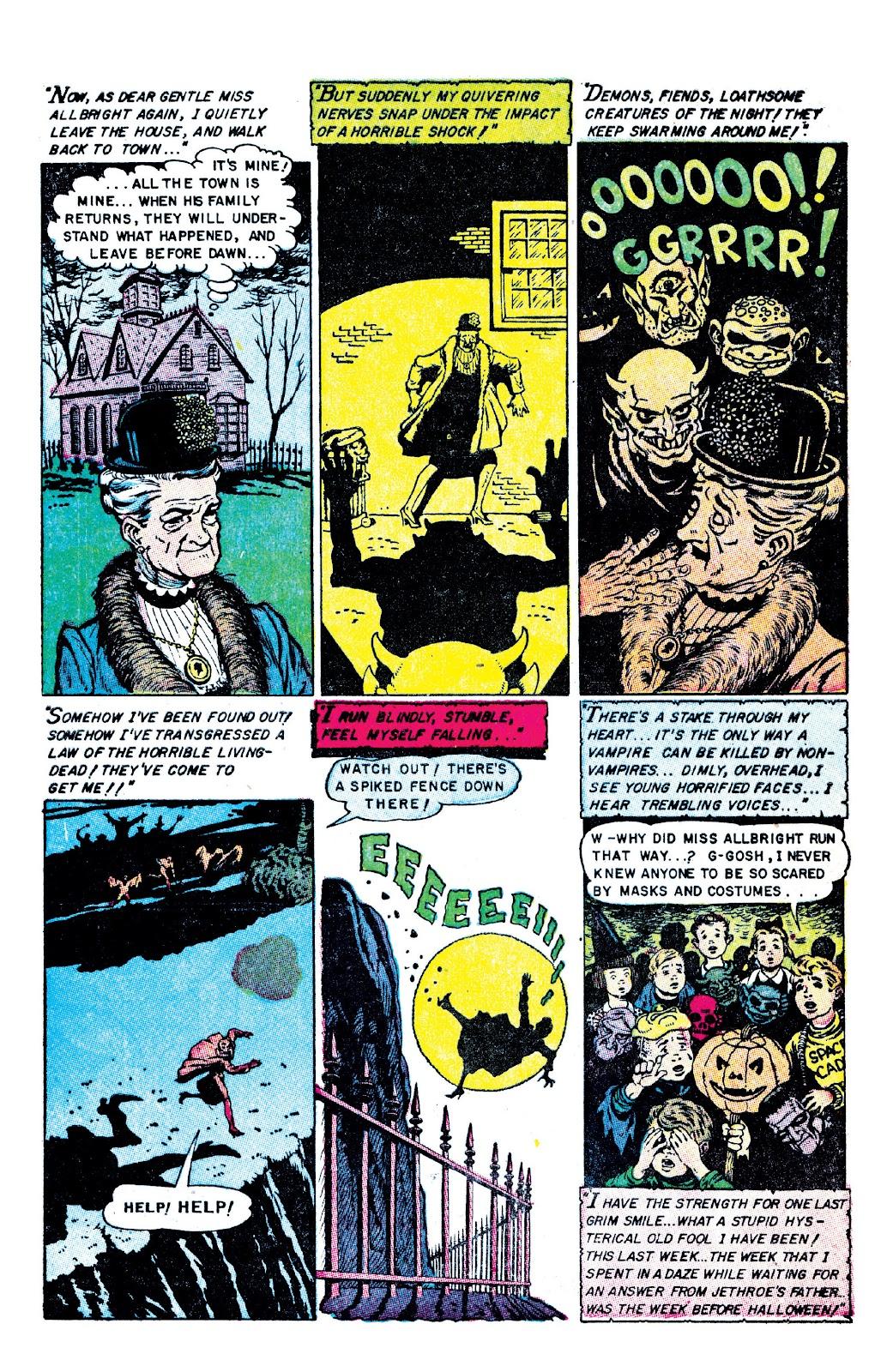 Haunted Horror Issue #19 #19 - English 13
