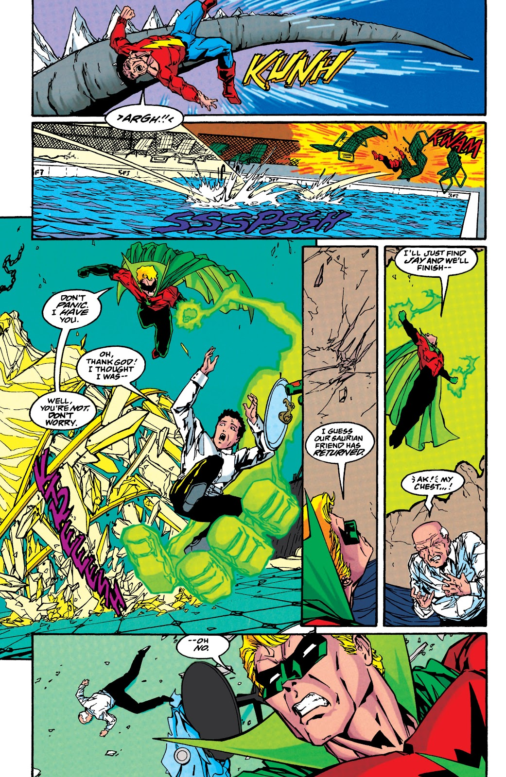 Aquaman (1994) Issue #44 #50 - English 17