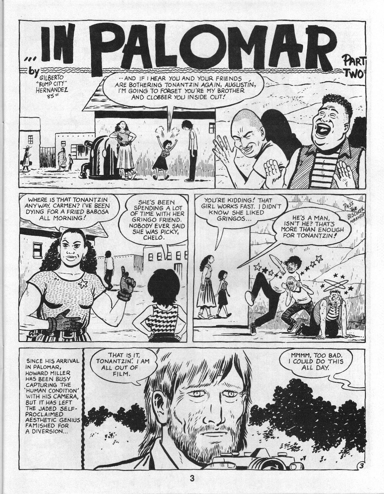 Love and Rockets (1982) Issue #14 #13 - English 5