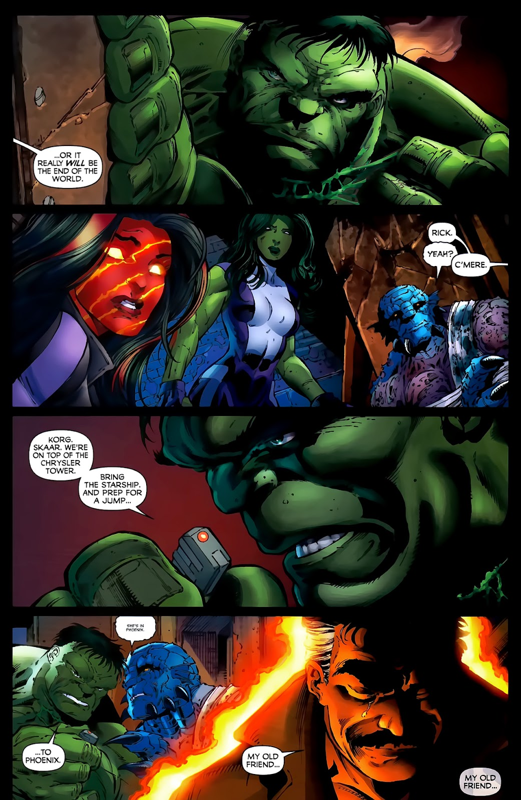 Incredible Hulks (2010) Issue #618 #8 - English 24