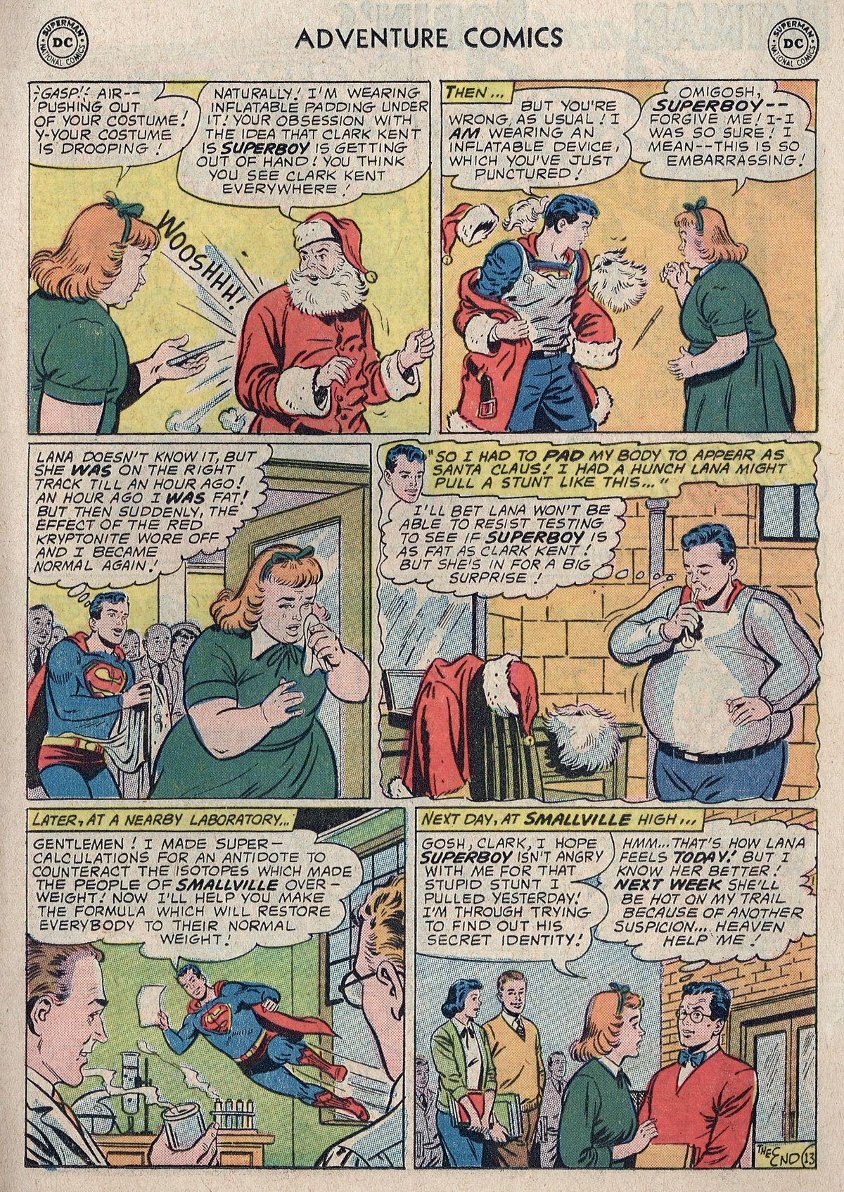 Read online Adventure Comics (1938) comic -  Issue #298 - 15