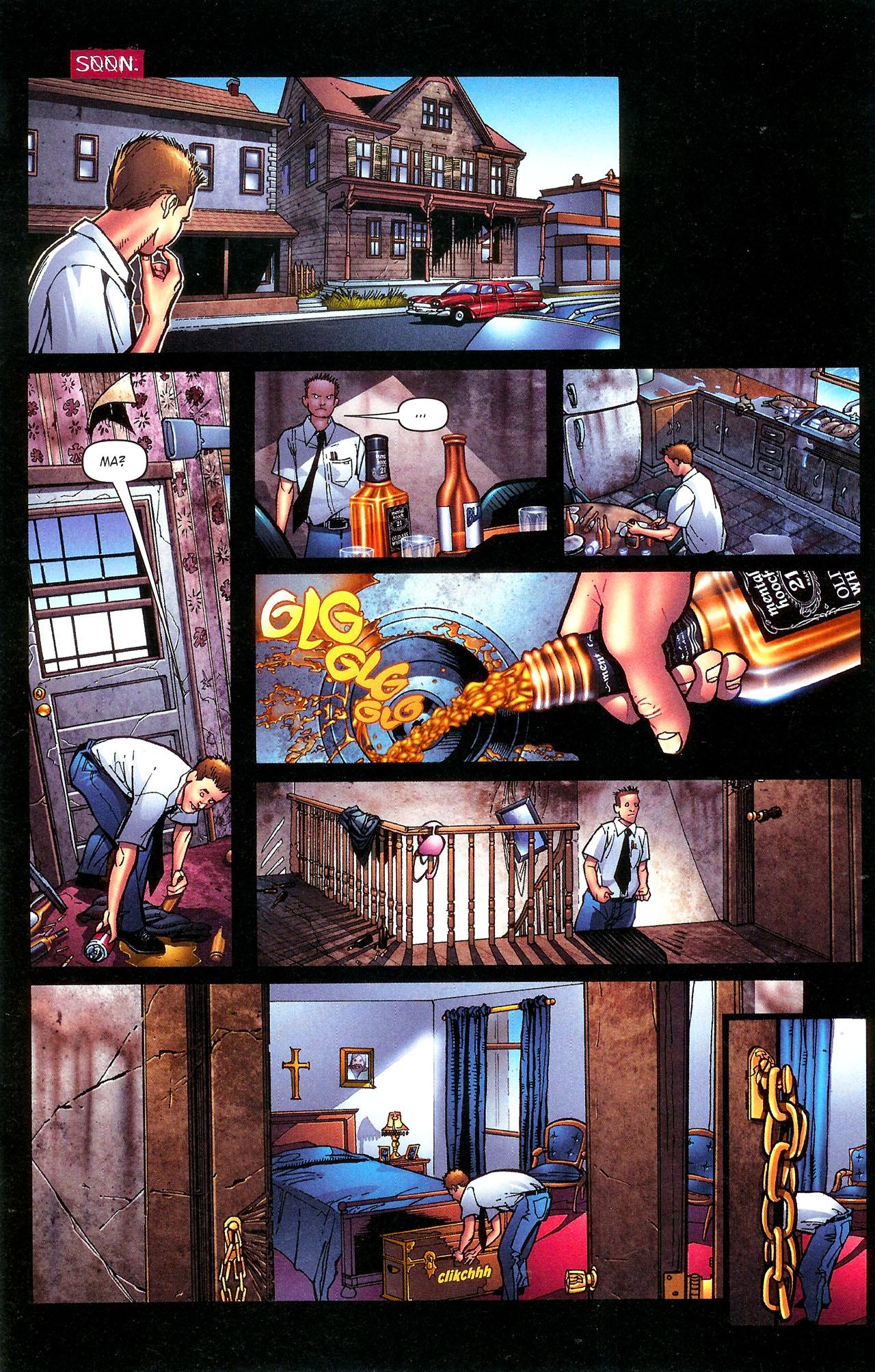 Read online Se7en comic -  Issue #5 - 11
