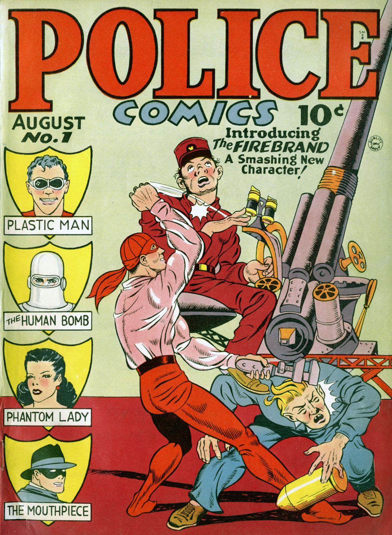 Police Comics #1 #127 - English 2