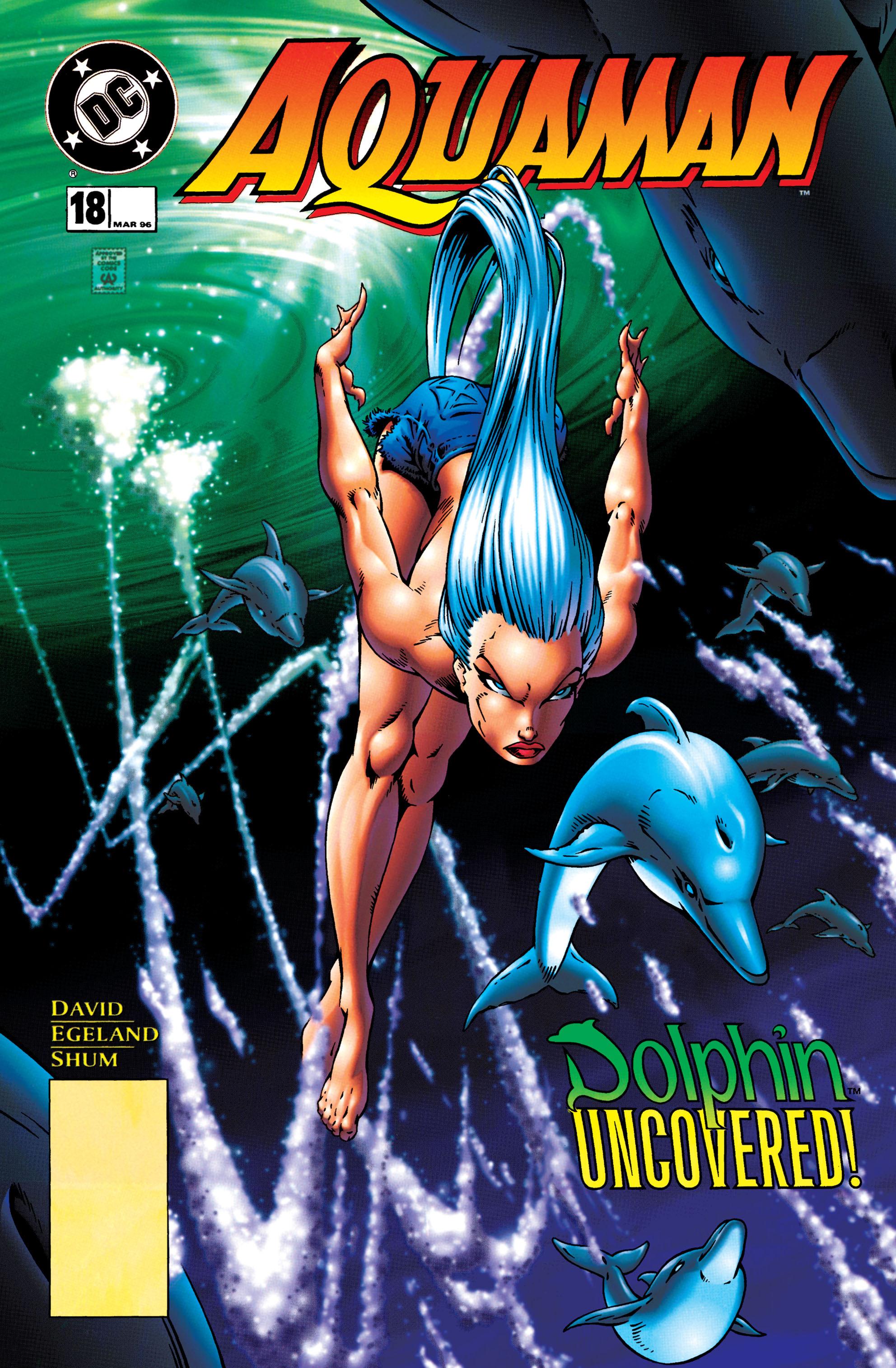 Aquaman (1994) 18 Page 1