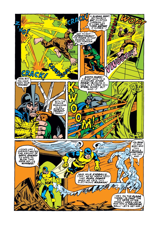 Amazing Adventures (1970) 17 Page 25