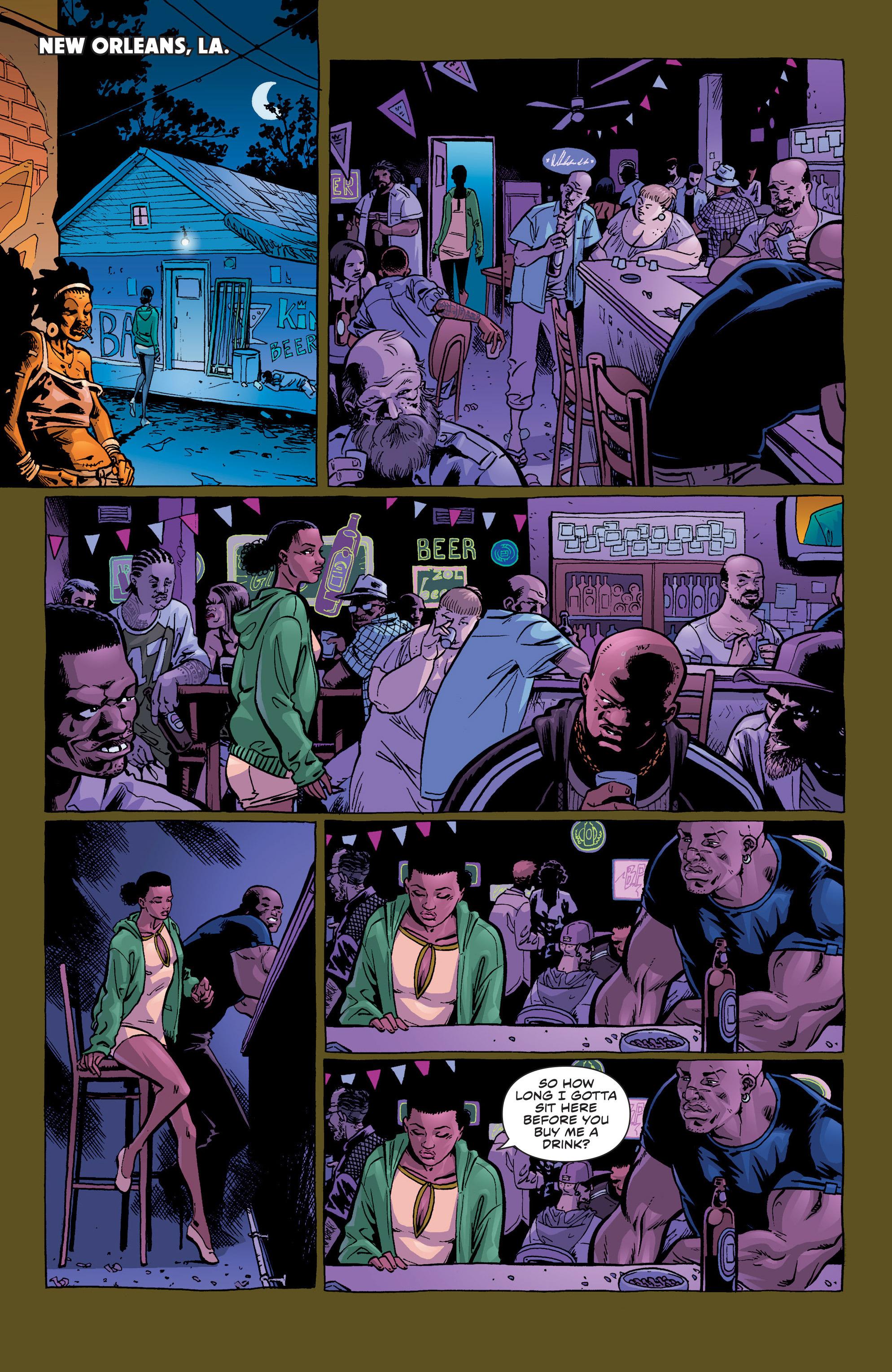 Read online Secret Identities comic -  Issue #5 - 17