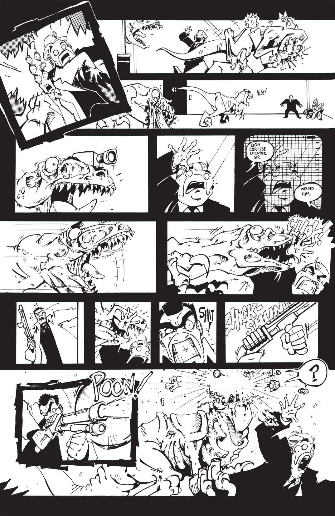 Read online Scud: The Disposable Assassin: The Whole Shebang comic -  Issue # TPB (Part 1) - 118