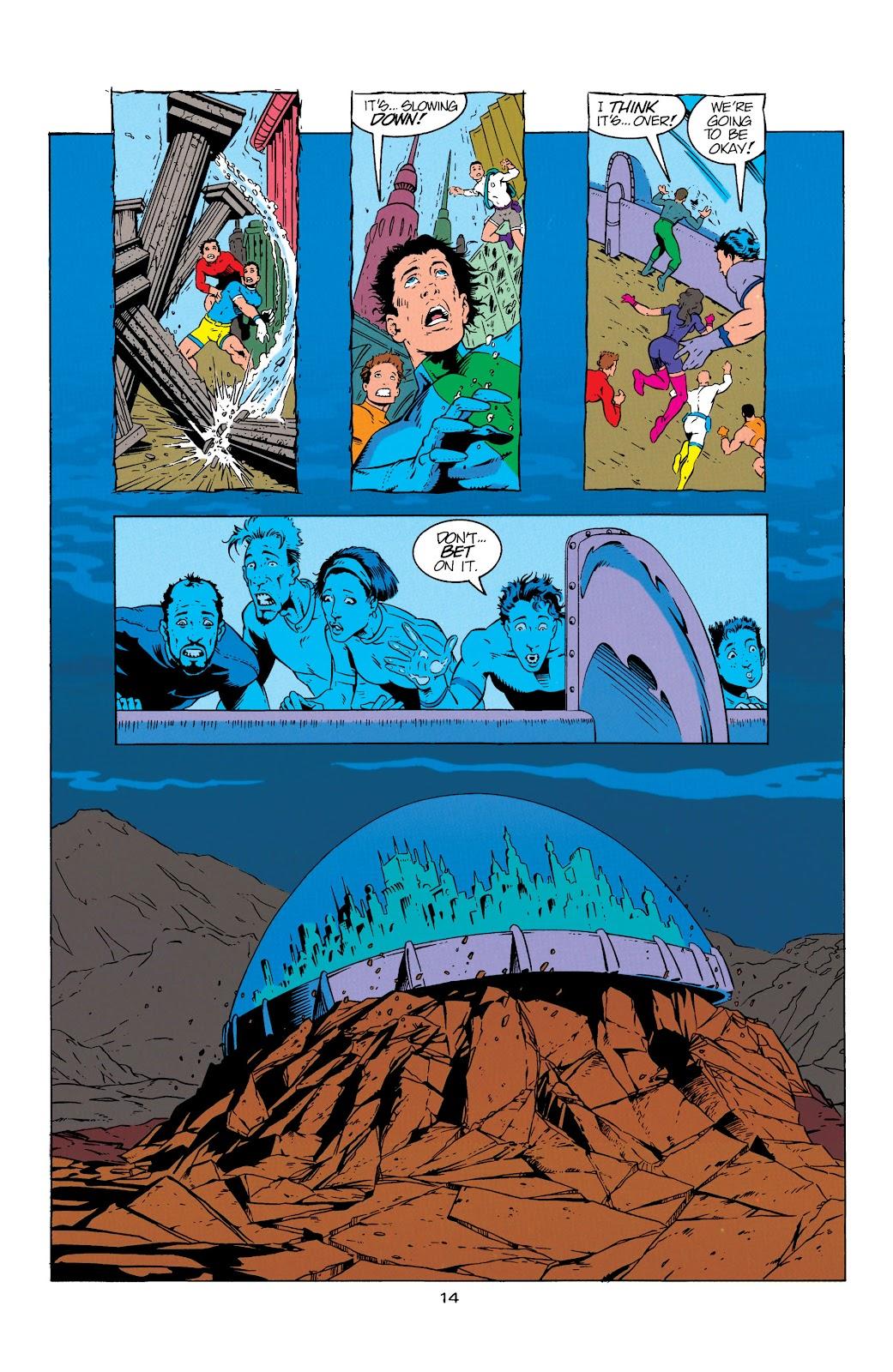Aquaman (1994) Issue #7 #13 - English 15