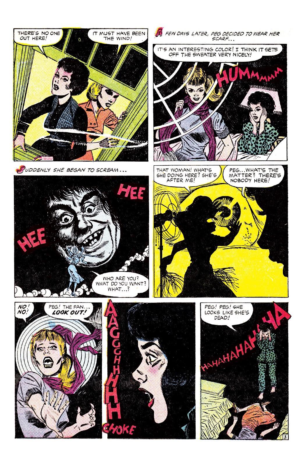 Haunted Horror Issue #19 #19 - English 17