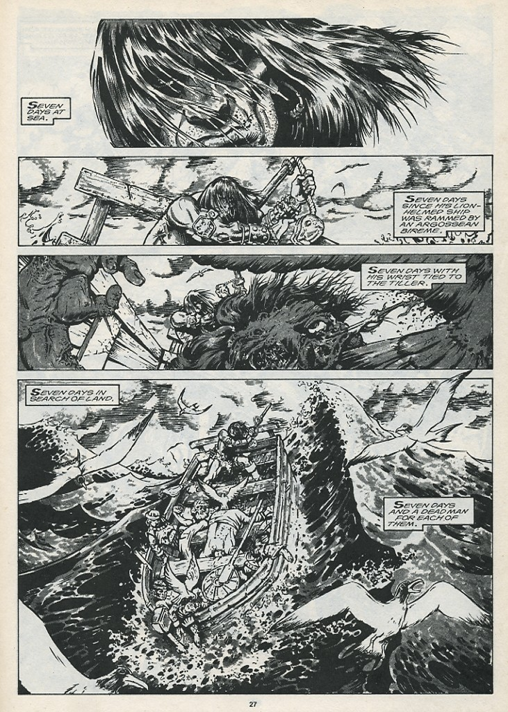 The Savage Sword Of Conan Issue #176 #177 - English 29