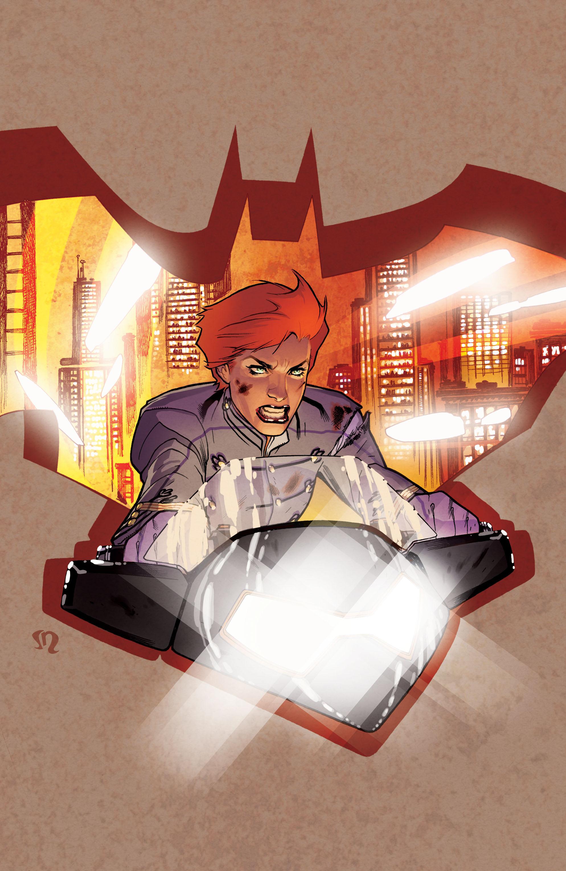 DC Comics: Zero Year chap tpb pic 142