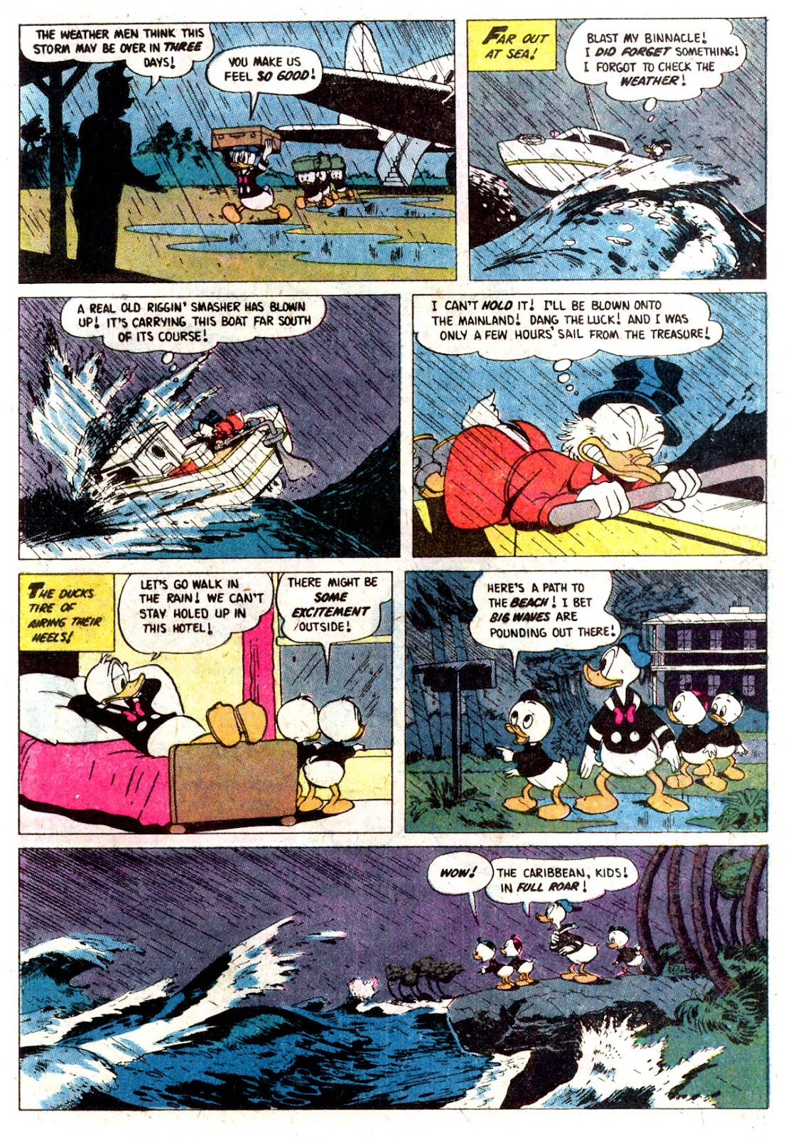 Uncle Scrooge (1953) Issue #177 #177 - English 14