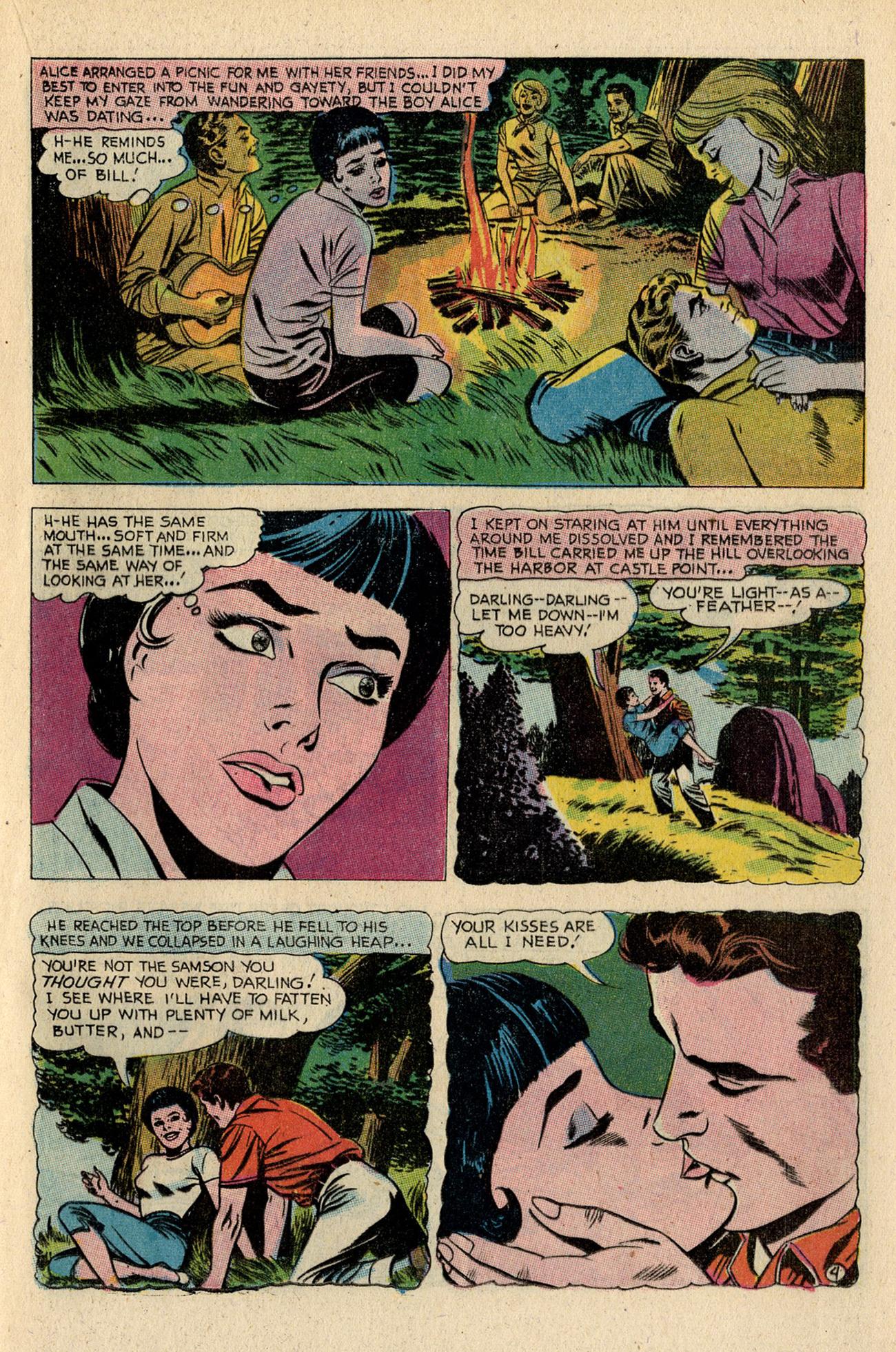 Read online Secret Hearts comic -  Issue #138 - 13