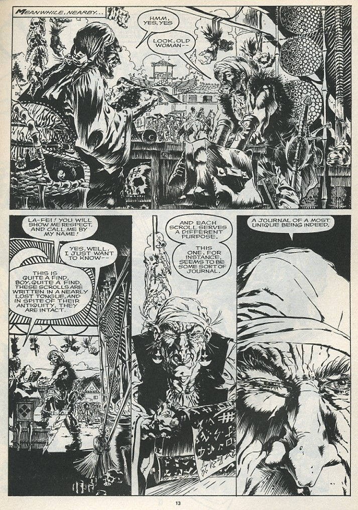The Savage Sword Of Conan Issue #175 #176 - English 15