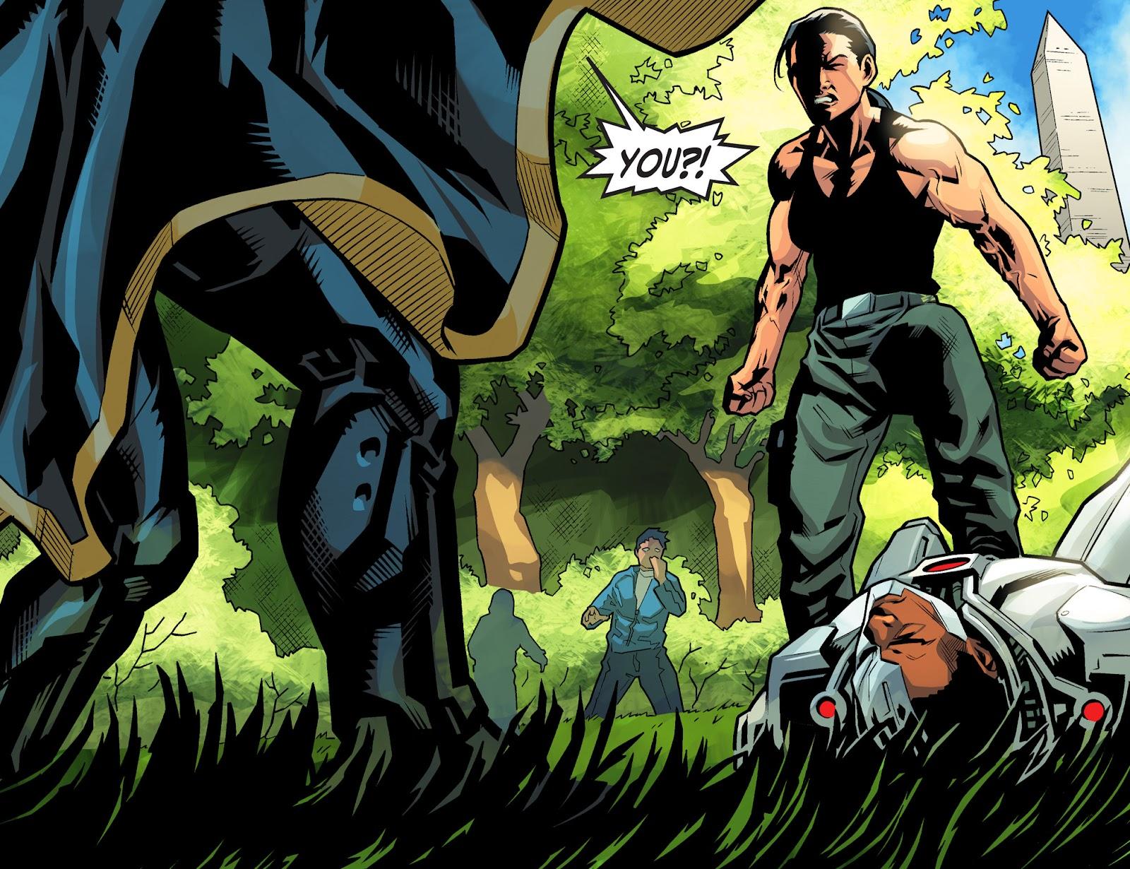 Injustice: Gods Among Us Year Four Issue #2 #3 - English 18