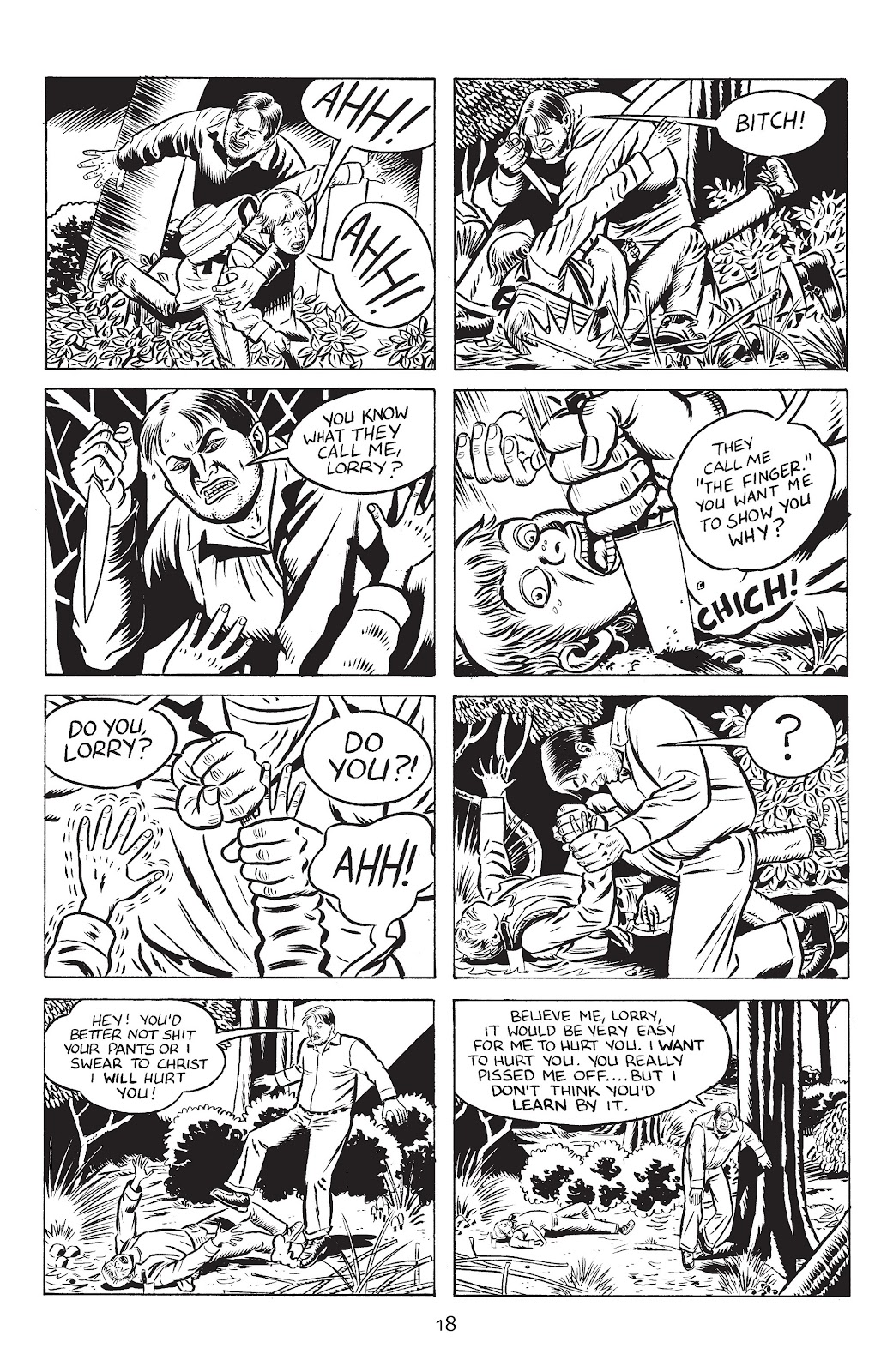 Stray Bullets Issue #32 #32 - English 20
