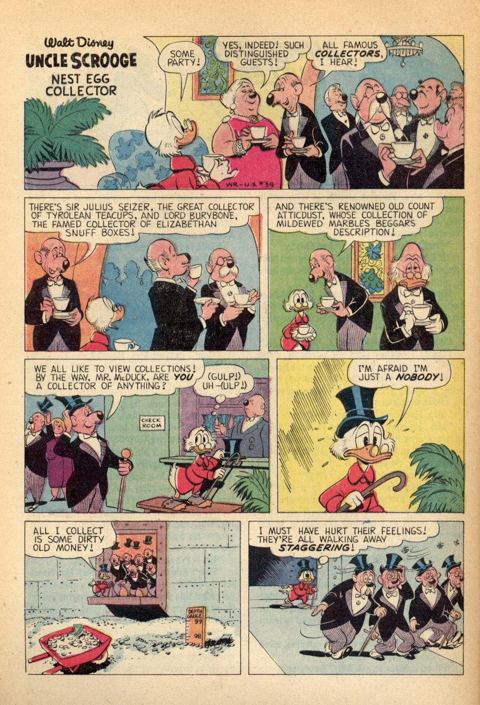 Uncle Scrooge (1953) Issue #102 #102 - English 32
