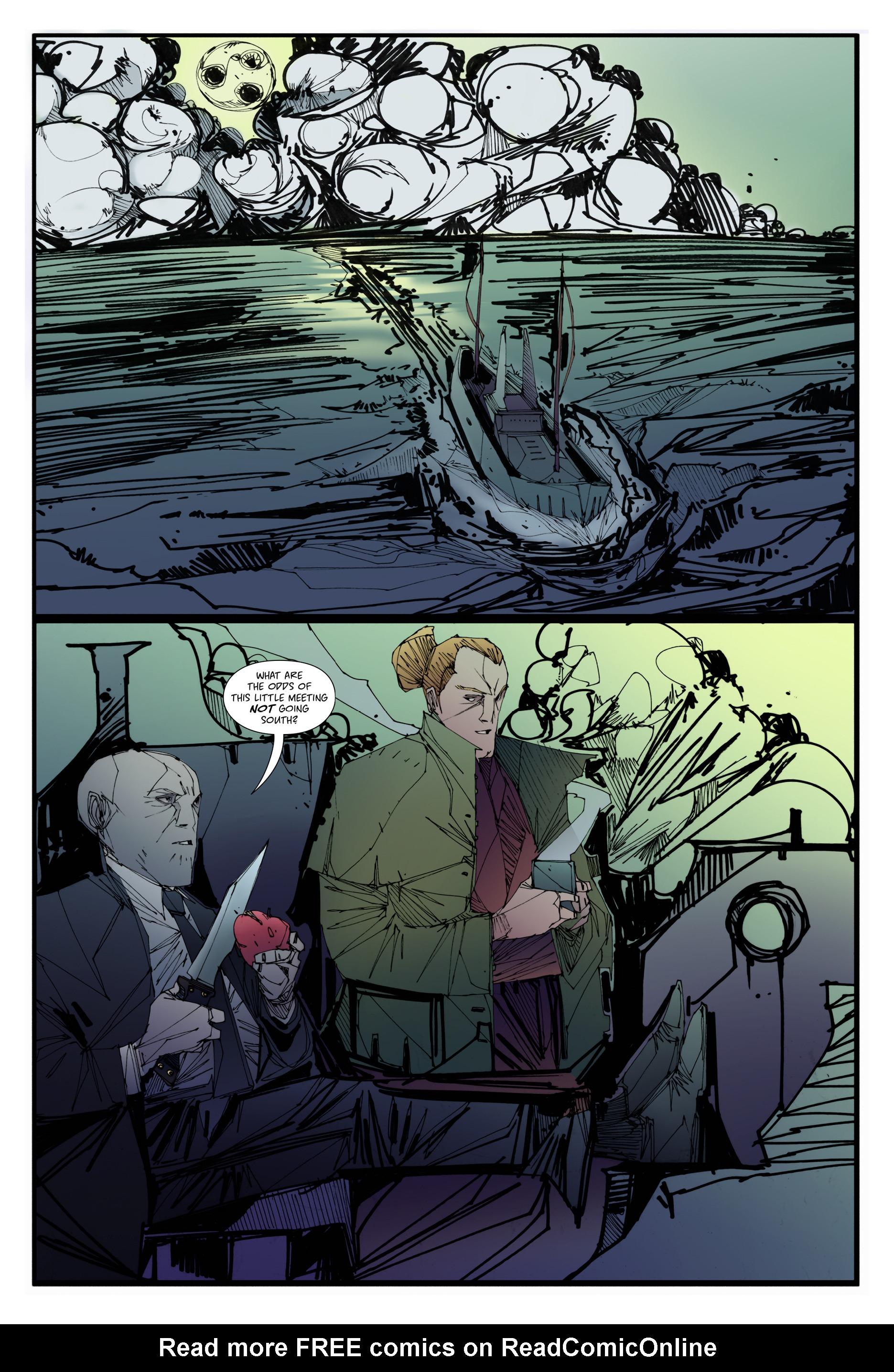 Read online Scrimshaw comic -  Issue #3 - 11