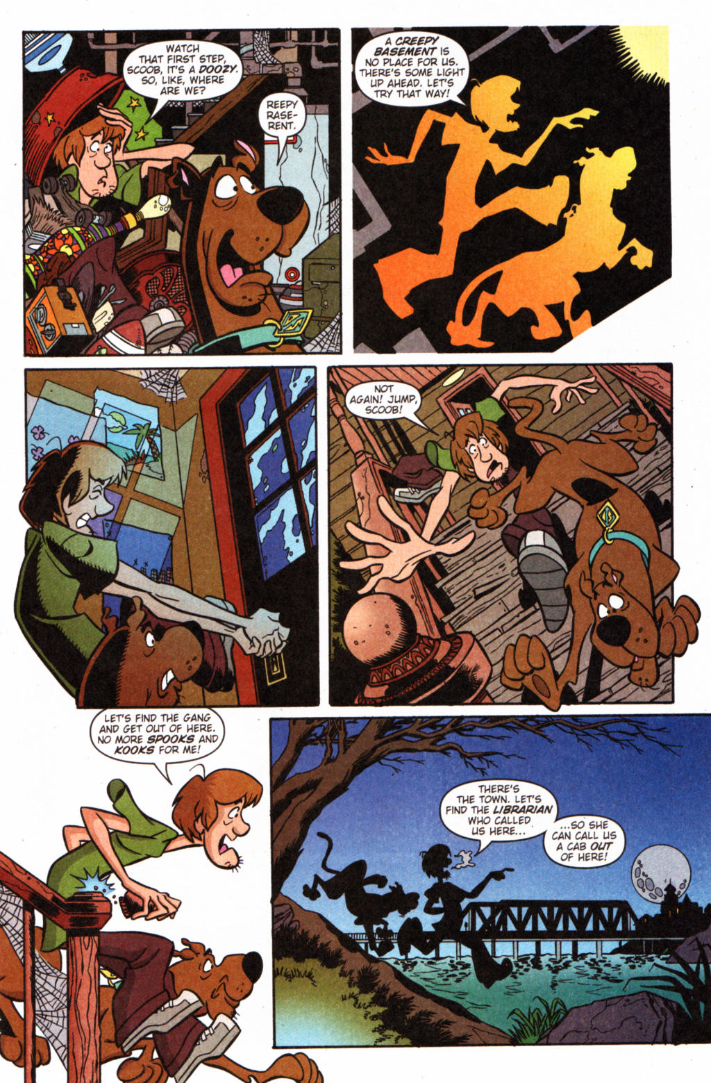 Read online Scooby-Doo (1997) comic -  Issue #115 - 4
