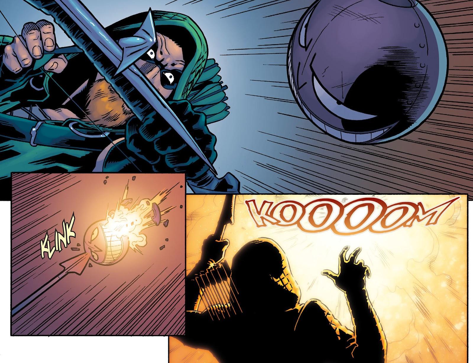 Injustice: Gods Among Us [I] Issue #5 #6 - English 8