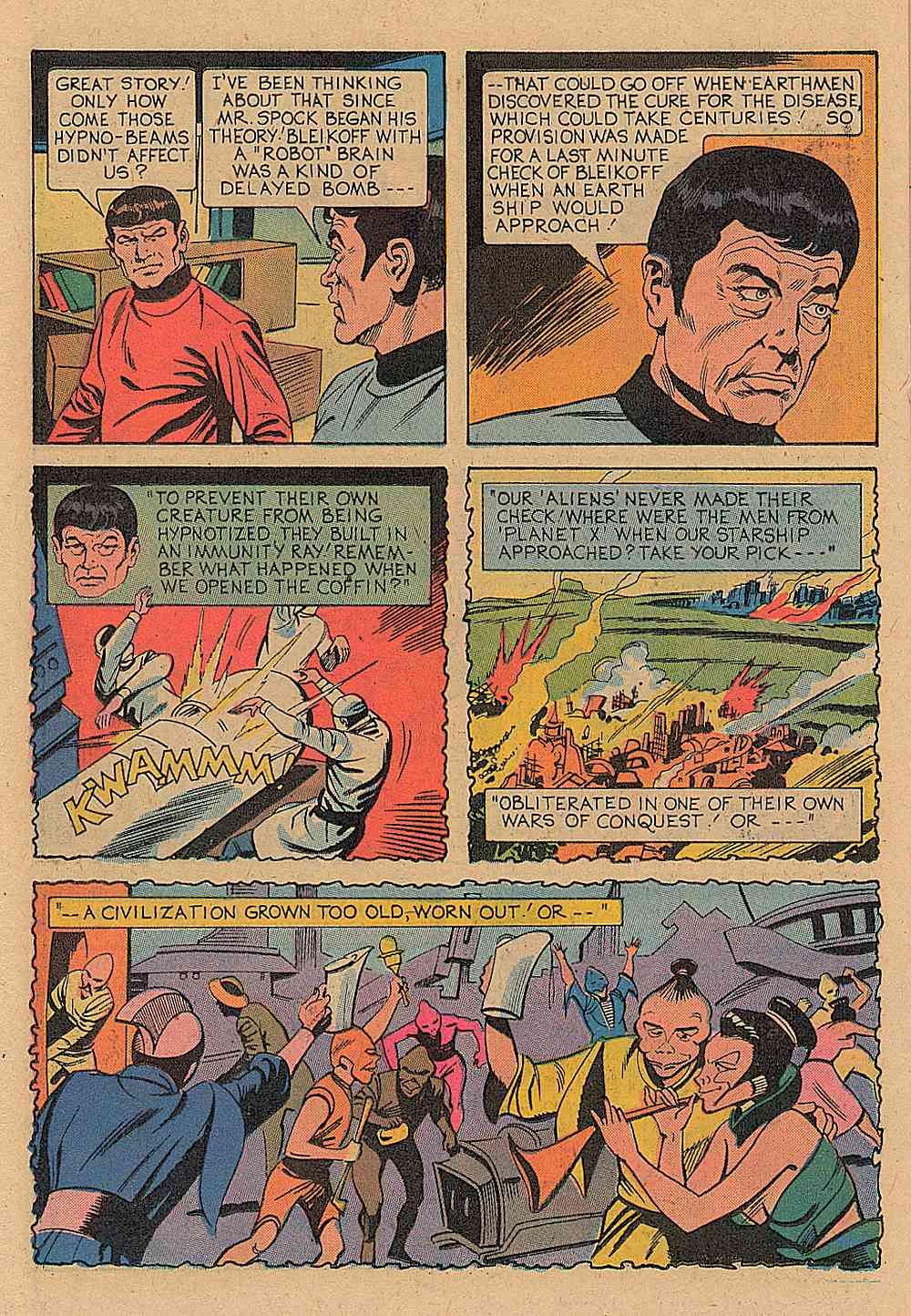 Star Trek (1967) Issue #39 #39 - English 18