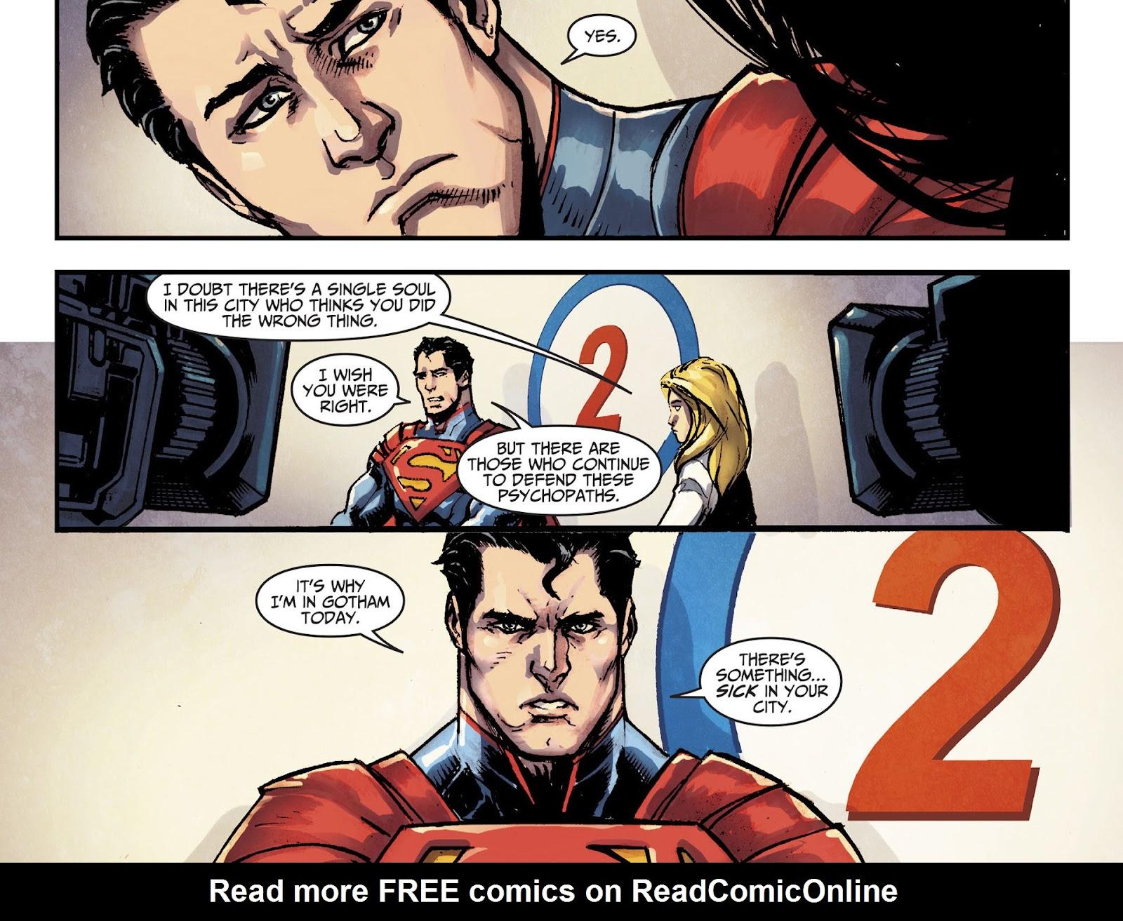 Injustice: Gods Among Us [I] Issue #14 #15 - English 14