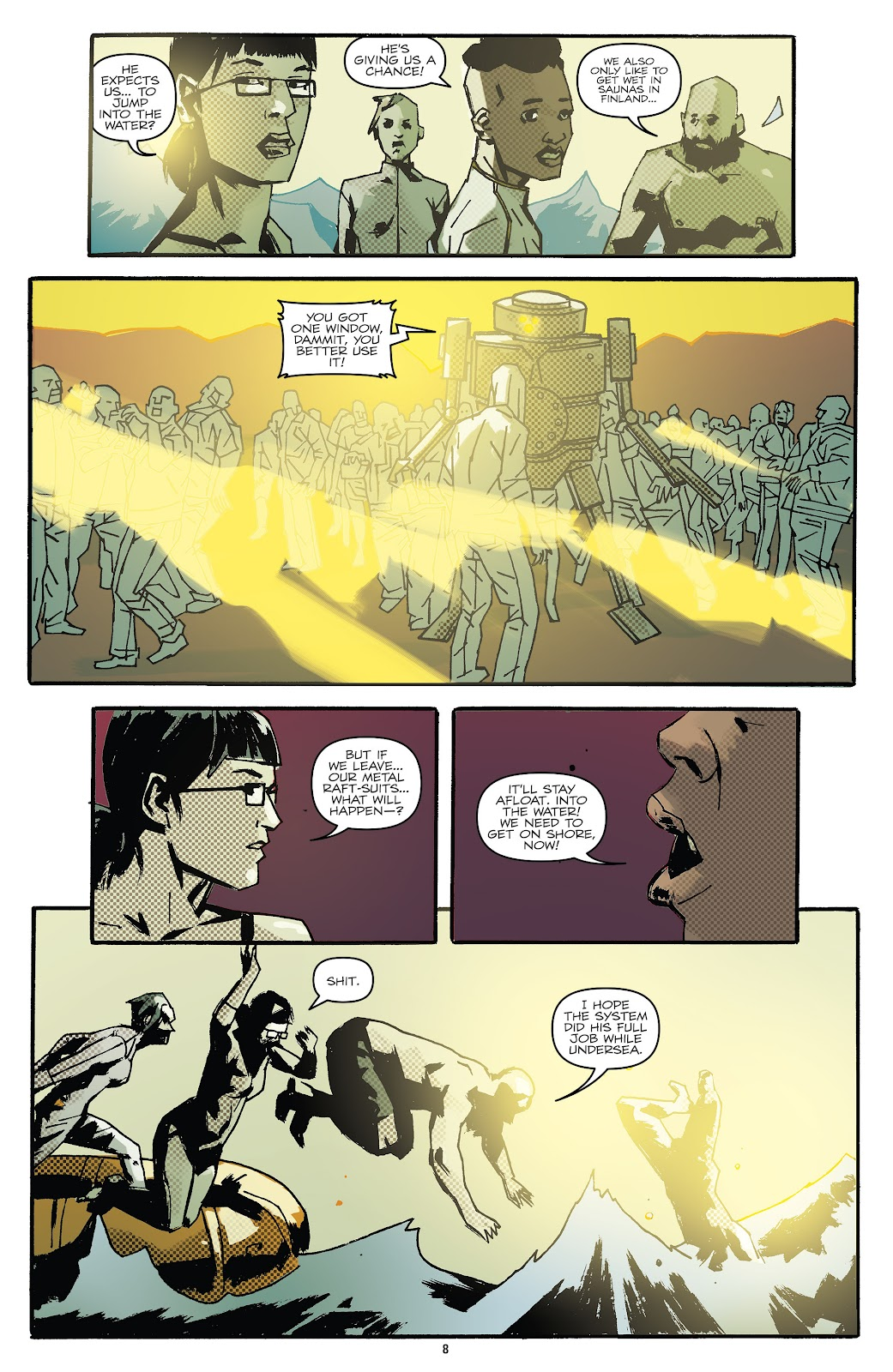 Zombies vs Robots (2015) Issue #9 Page 10