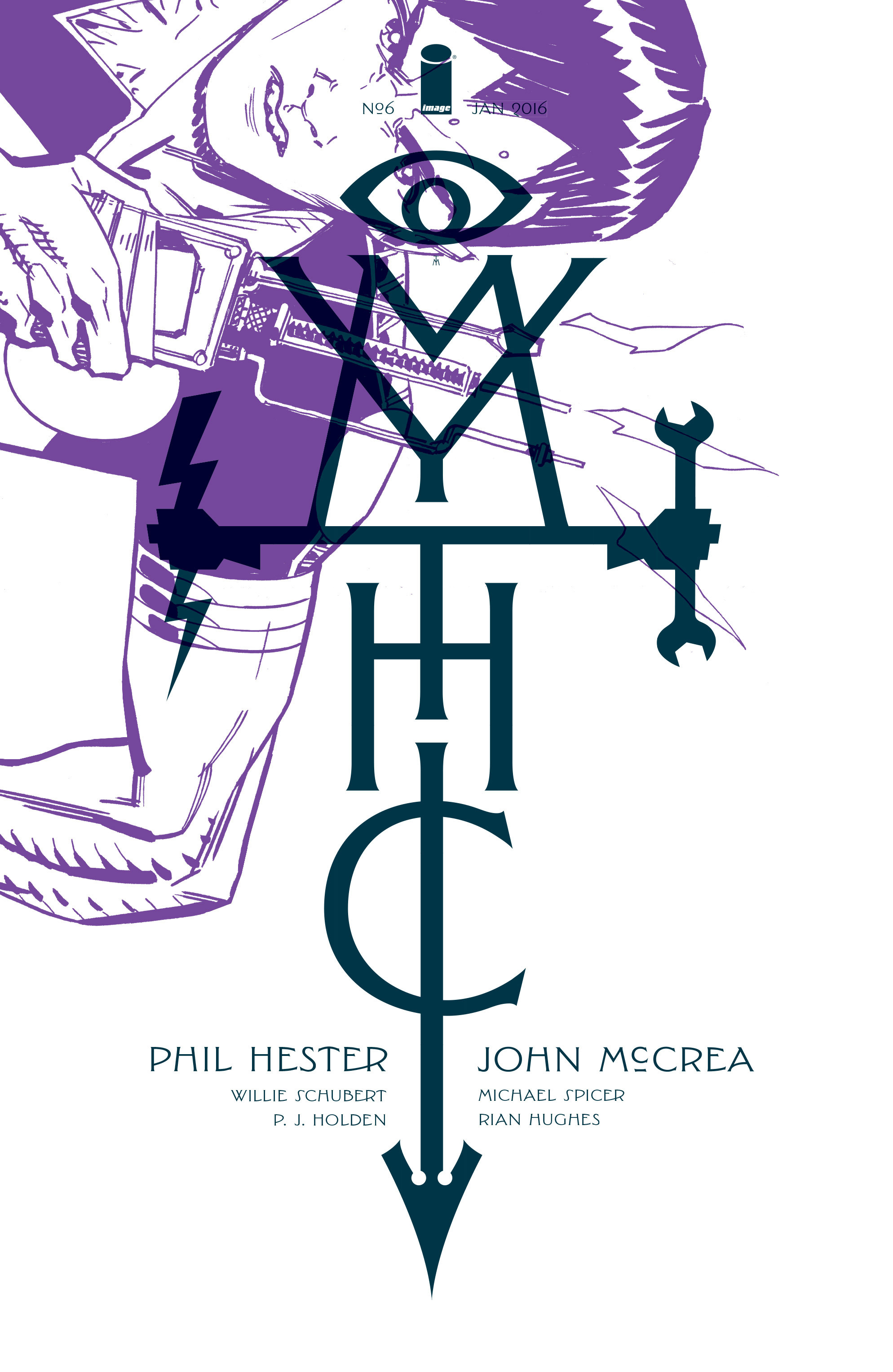 Read online Mythic comic -  Issue #6 - 1