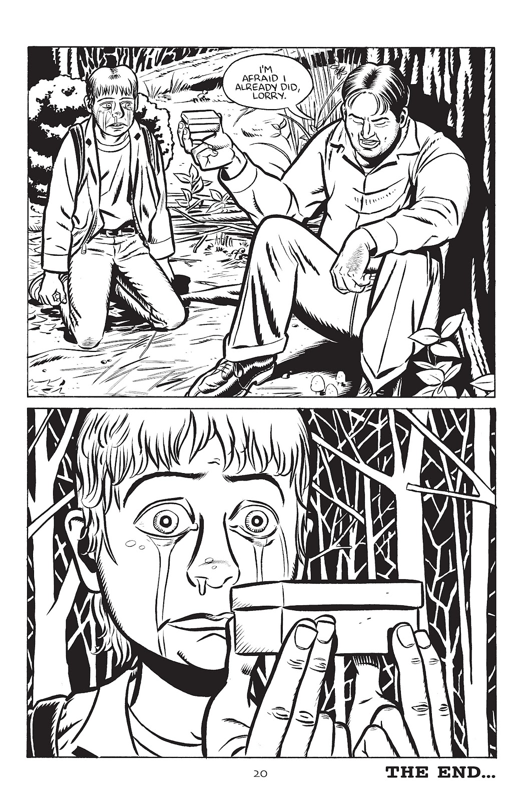 Stray Bullets Issue #32 #32 - English 22