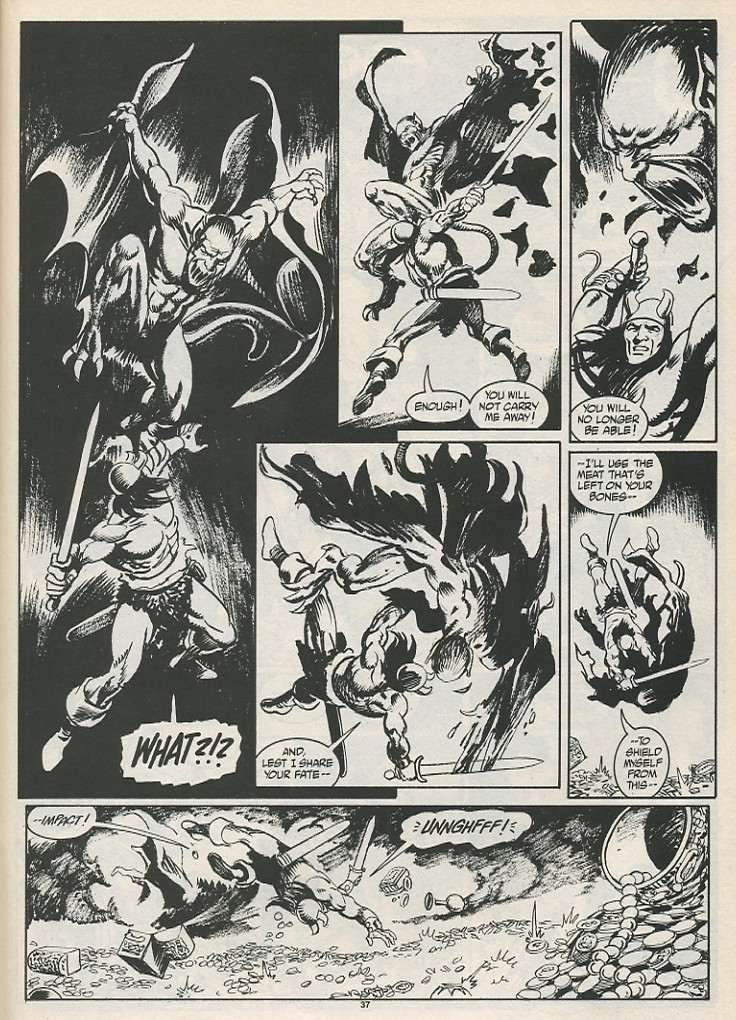 The Savage Sword Of Conan Issue #189 #190 - English 39
