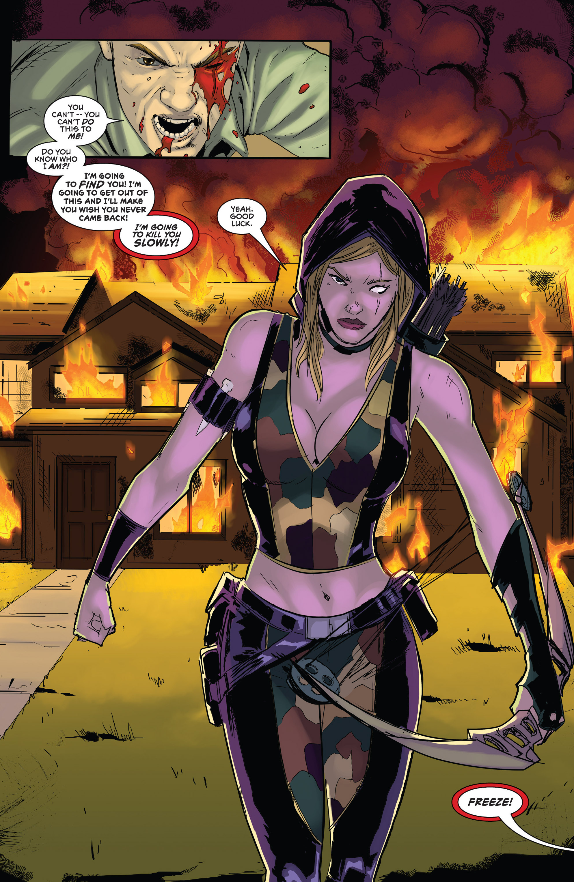 Read online Grimm Fairy Tales presents Robyn Hood (2012) comic -  Issue #5 - 30