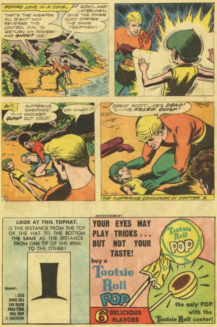 Aquaman (1962) Issue #10 #10 - English 21