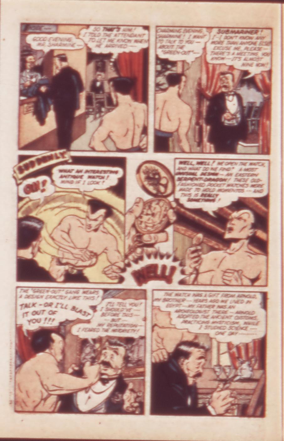 Sub-Mariner Comics Issue #21 #21 - English 34