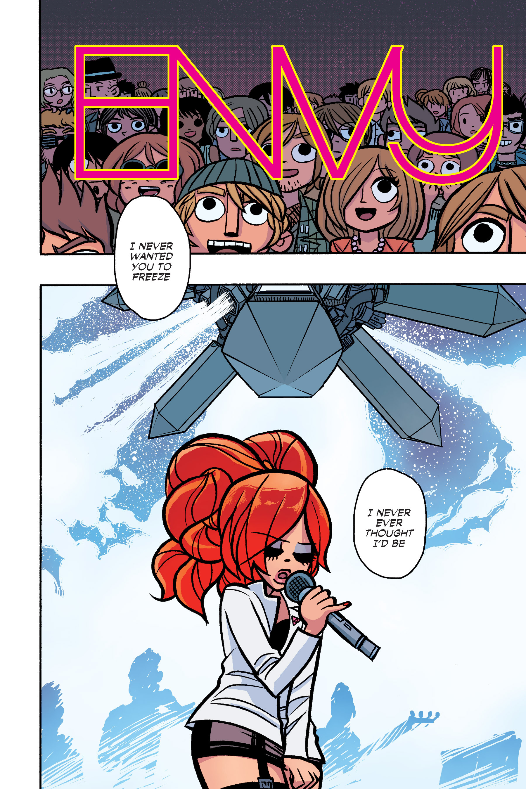 Read online Scott Pilgrim comic -  Issue #6 - 213