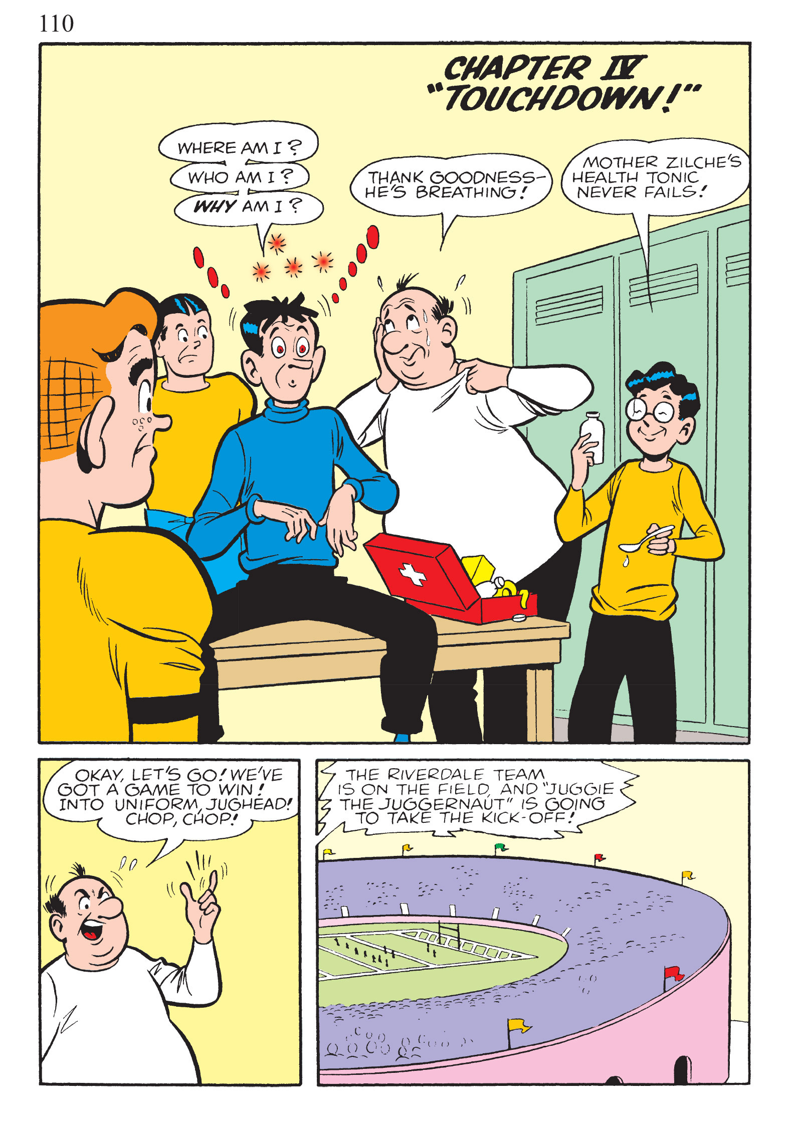 Read online The Best of Archie Comics comic -  Issue # TPB 2 (Part 1) - 112