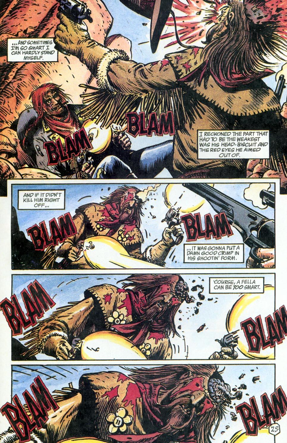 Jonah Hex: Two-Gun Mojo Issue #5 #5 - English 27