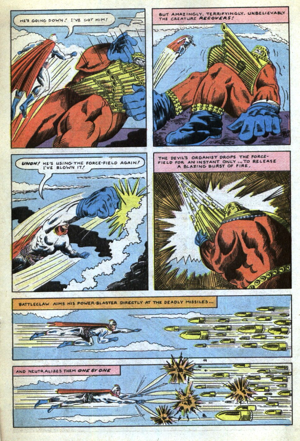Read online Scary Tales comic -  Issue #40 - 27