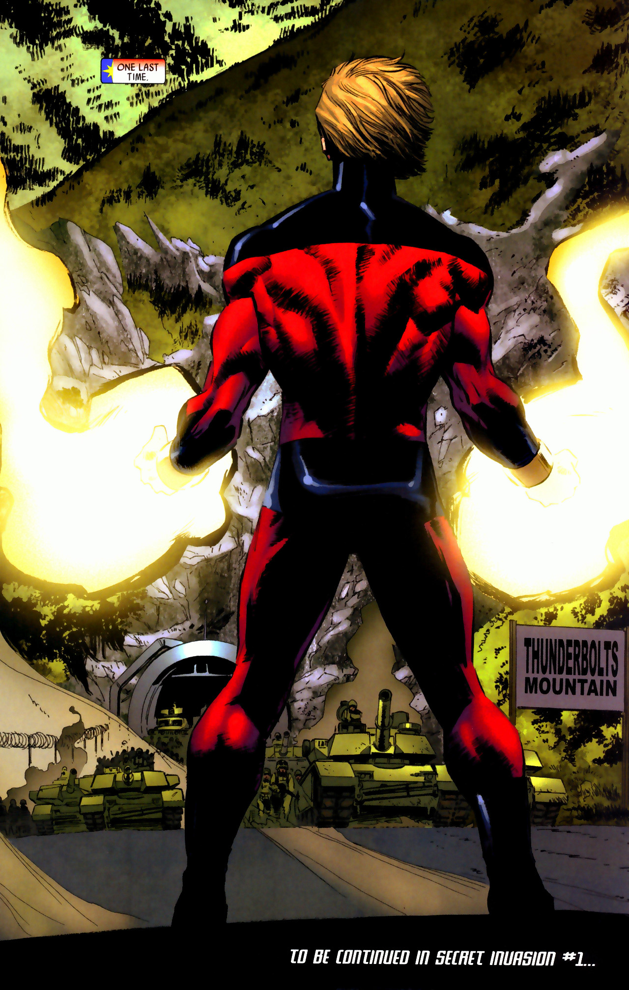 Read online Secret Invasion: Who Do You Trust? comic -  Issue # Full - 12